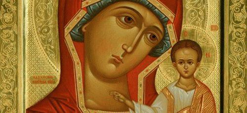До чого сниться ікона Божої Матері?