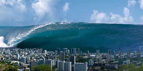 Сонник цунамі до чого сниться цунамі уві сні
